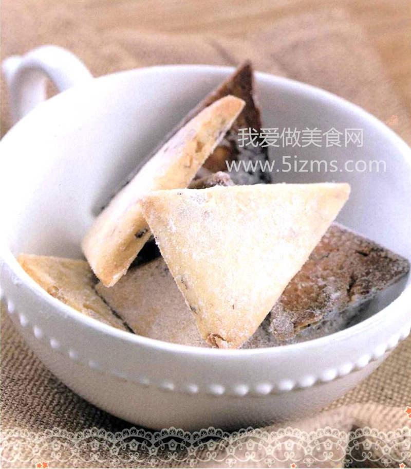 烘焙食谱之榛子饼干