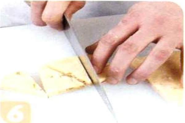 烘焙入门烘焙食谱之榛子饼干制作步骤6