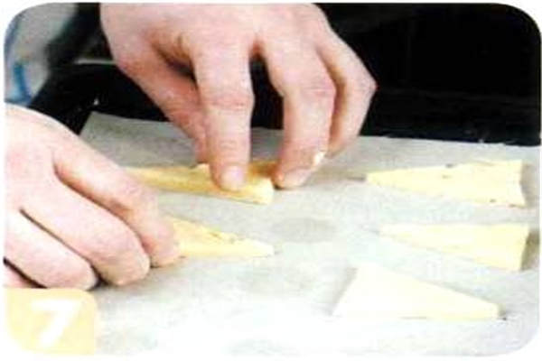 烘焙入门烘焙食谱之榛子饼干制作步骤7