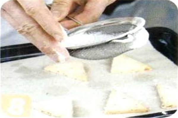 烘焙入门烘焙食谱之榛子饼干制作步骤8