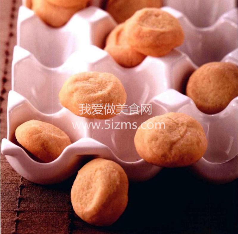 香草甜味饼干