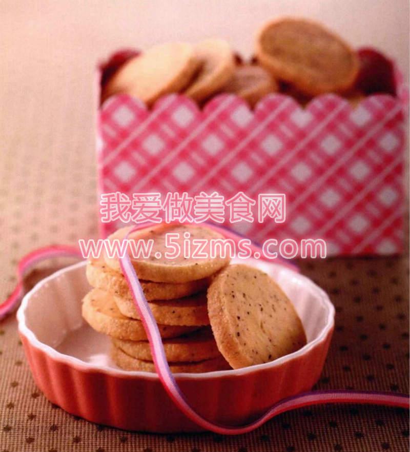 伯爵香料饼干