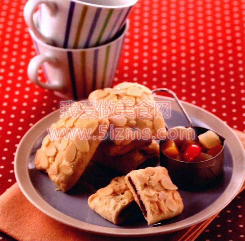 烘焙入门烘焙食谱之丰富水果馅饼