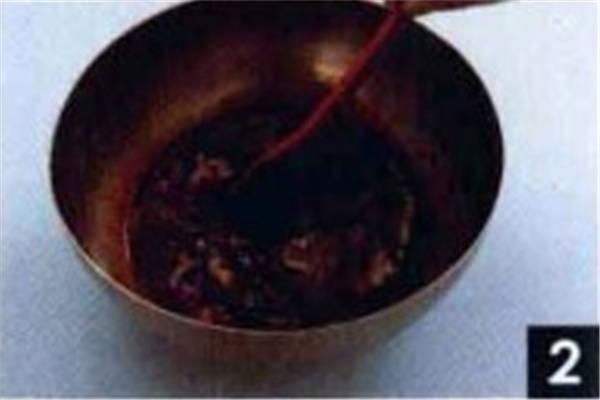烘焙入门烘焙食谱之燕麦红糖饼干制作步骤2