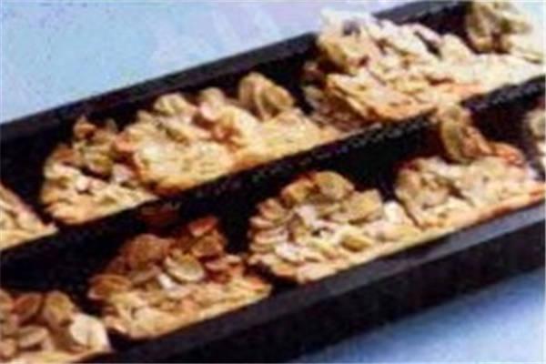 烘焙入门烘焙食谱之杏仁瓦片制作步骤7