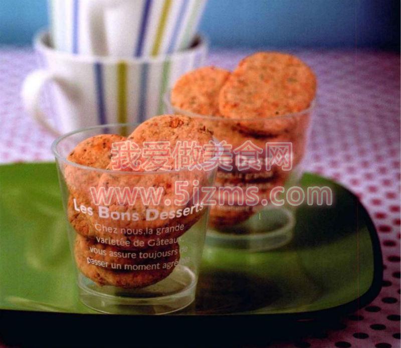 烘焙入门烘焙食谱之樱花虾薄饼