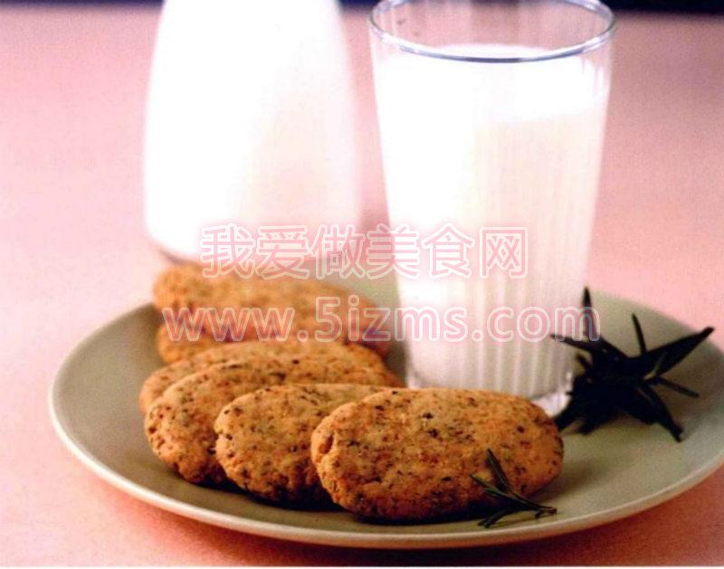 烘焙食谱之意式香料饼干