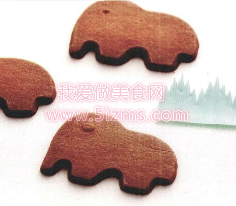 烘焙入门烘焙食谱之焦糖饼干