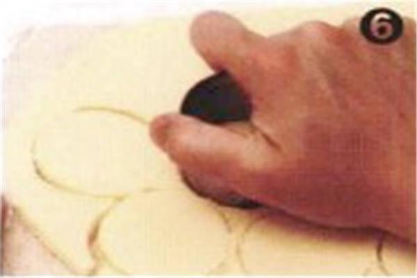 烘焙入门烘焙食谱之布烈塔尼酥饼制作步骤6