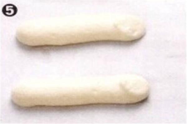 烘焙入门烘焙食谱之手指饼干制作步骤5