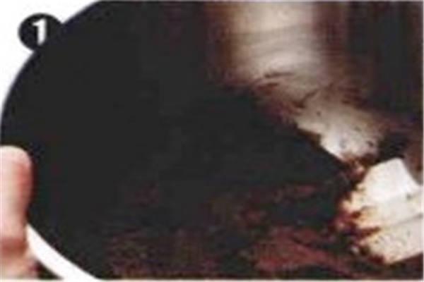 烘焙入门烘焙食谱之巧克力马卡龙制作步骤1