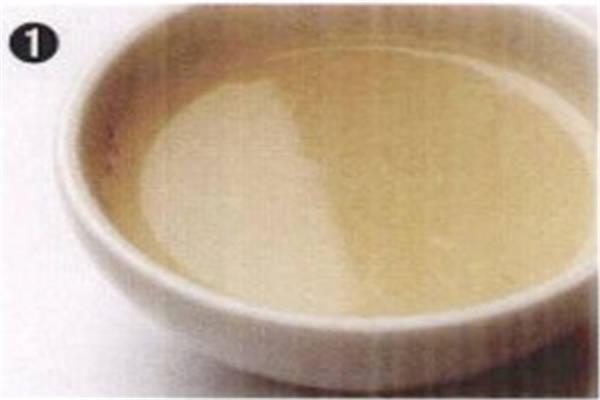 烘焙入门烘焙食谱之蔬菜/竹炭薄饼制作步骤1