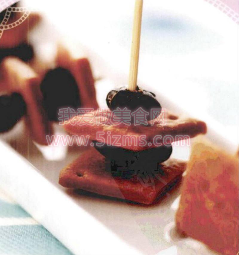 烘焙食谱之黑豆饼干