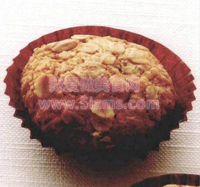 烘焙入门烘焙食谱之燕麦饼干