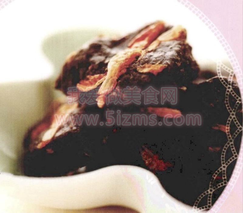 烘焙入门之墨鱼樱花虾饼