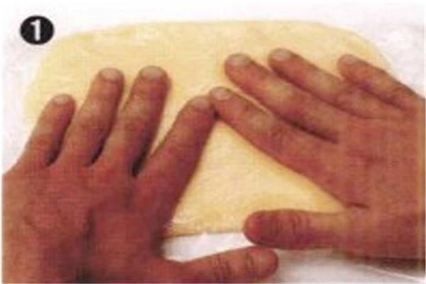 烘焙入门烘焙食谱之佛罗伦萨饼干制作步骤1