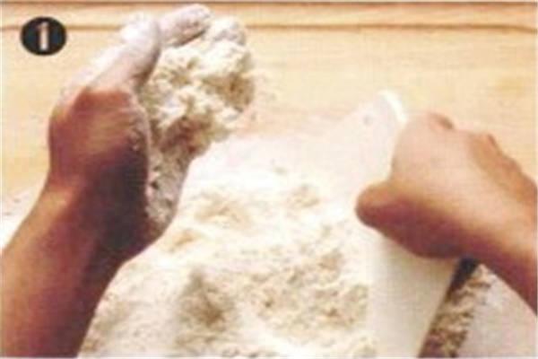 烘焙入门烘焙食谱之速成起酥皮制作方法制作步骤1