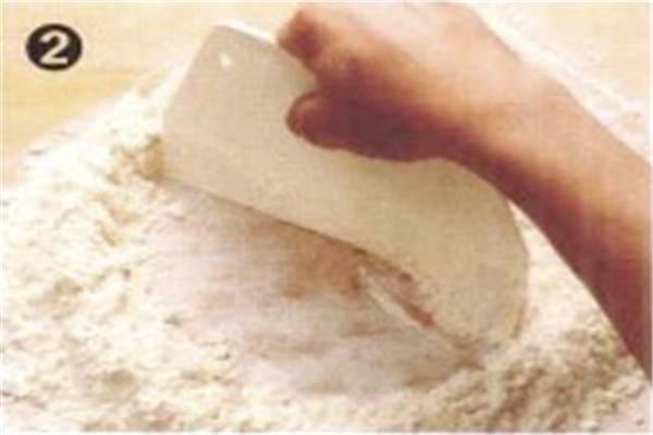 烘焙入门烘焙食谱之速成起酥皮制作方法制作步骤2