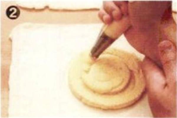 烘焙入门烘焙食谱之国王饼制作方法制作步骤2