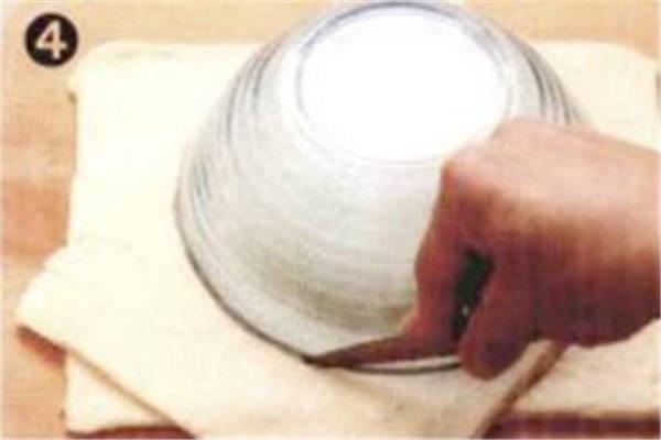 烘焙入门烘焙食谱之国王饼制作方法制作步骤4