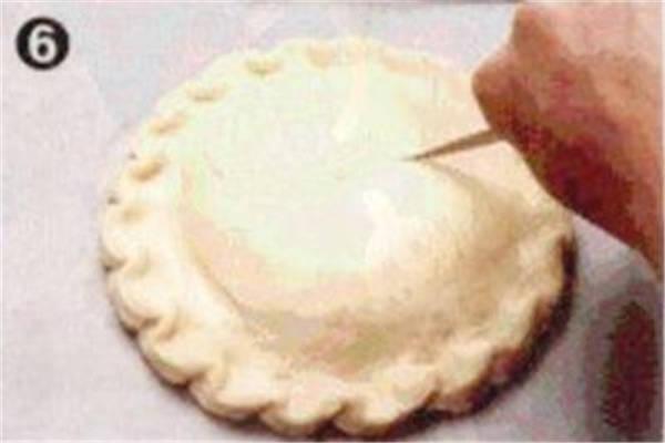 烘焙入门烘焙食谱之国王饼制作方法制作步骤6