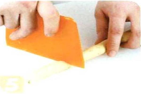 烘焙入门烘焙食谱之核桃饼干制作步骤5
