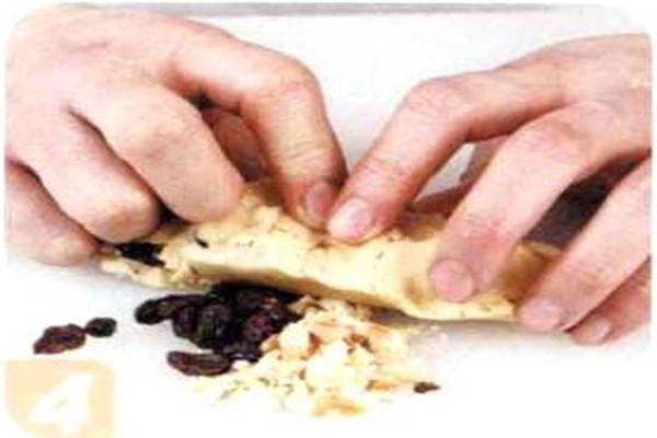 烘焙入门烘焙食谱之夏威夷果饼干制作步骤4