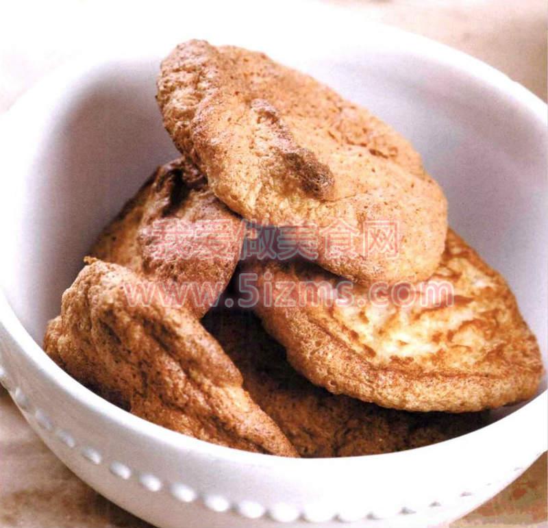 烘焙入门烘焙食谱之椰子饼干