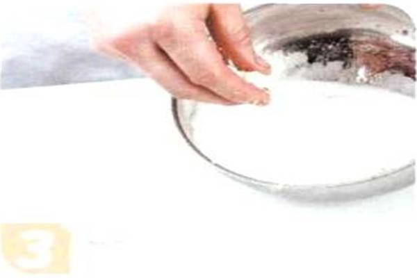 烘焙入门烘焙食谱之椰子饼干制作步骤3