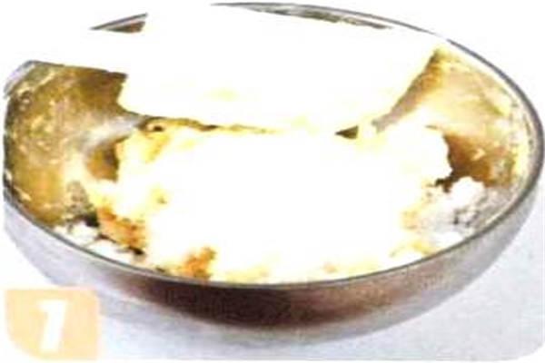 烘焙入门烘焙食谱之玉米月牙饼干制作步骤1