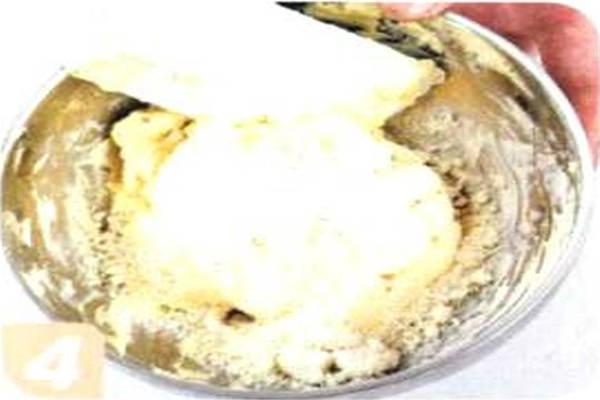 烘焙入门烘焙食谱之香草杏仁饼制作步骤4