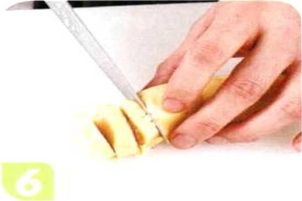 烘焙入门烘焙食谱之奶油芝士巧克力饼干制作步骤6
