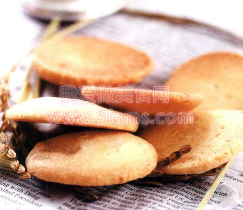 烘焙入门烘焙食谱之巧克力燕麦饼干