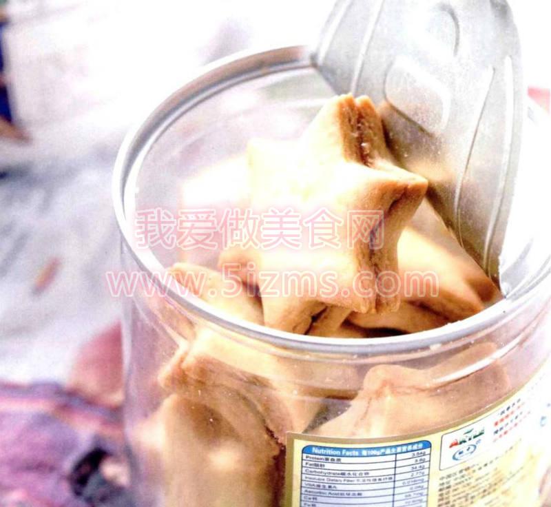 烘焙入门烘焙食谱之蜂蜜夹心饼