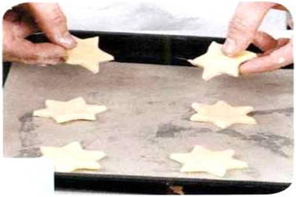 烘焙入门烘焙食谱之蜂蜜夹心饼制作步骤7