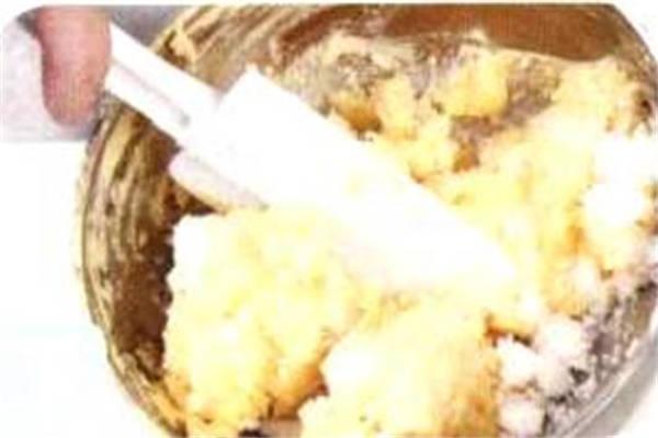 烘焙入门烘焙食谱之柠檬夹心饼制作步骤1