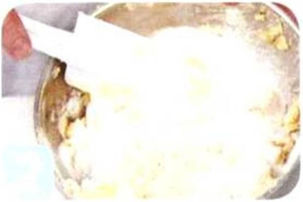 烘焙入门烘焙食谱之柠檬夹心饼制作步骤2