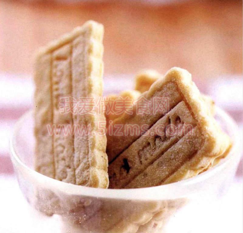 烘焙入门烘焙食谱之咸味核桃饼干
