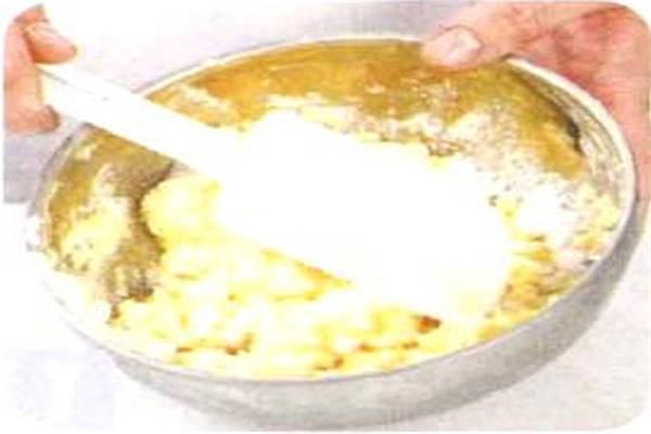 烘焙入门烘焙食谱之南瓜饼干制作步骤1