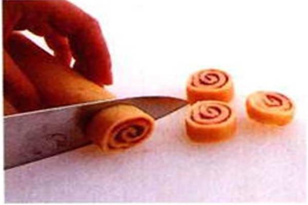 烘焙入门烘焙食谱之切割、烤焙制作步骤1