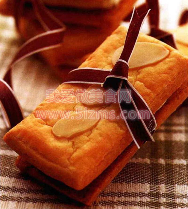 葡萄干夹心甜饼
