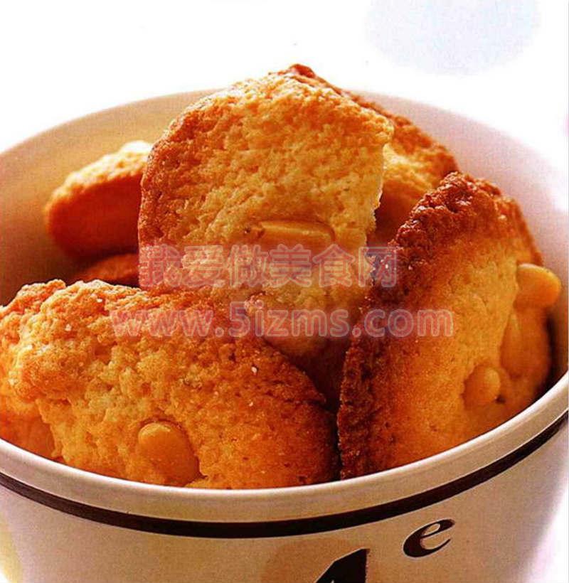 烘焙入门烘焙食谱之豆腐甜饼