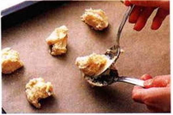 烘焙入门烘焙食谱之烤焙制作步骤1