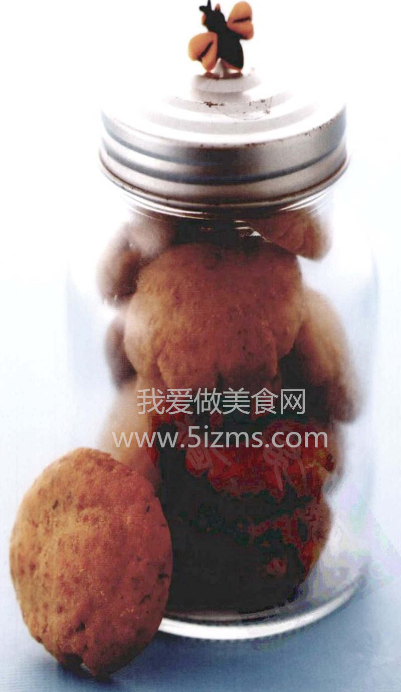 烘焙入门烘焙食谱之东方香料饼干
