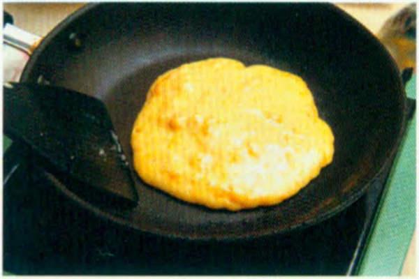 烘焙入门烘焙食谱之地瓜松饼制作步骤8