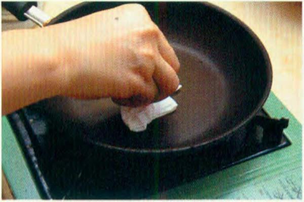 烘焙入门烘焙食谱之蔬菜松饼制作步骤6