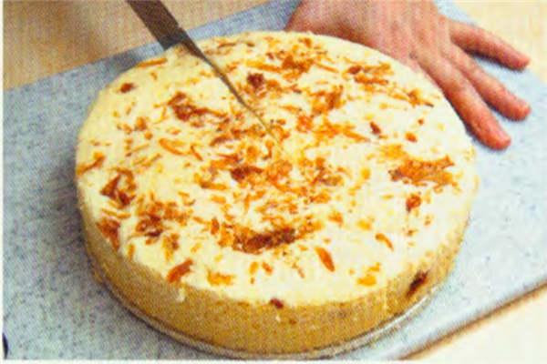 烘焙入门烘焙食谱之蒸咸蛋糕制作步骤10