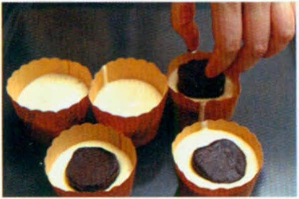 烘焙入门烘焙食谱之熔岩蛋糕制作步骤11