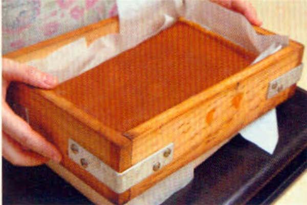 烘焙入门烘焙食谱之古典蜂蜜蛋糕制作步骤12