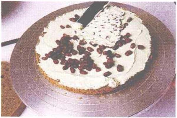 烘焙入门烘焙食谱之抹茶红豆戚风蛋糕制作步骤9